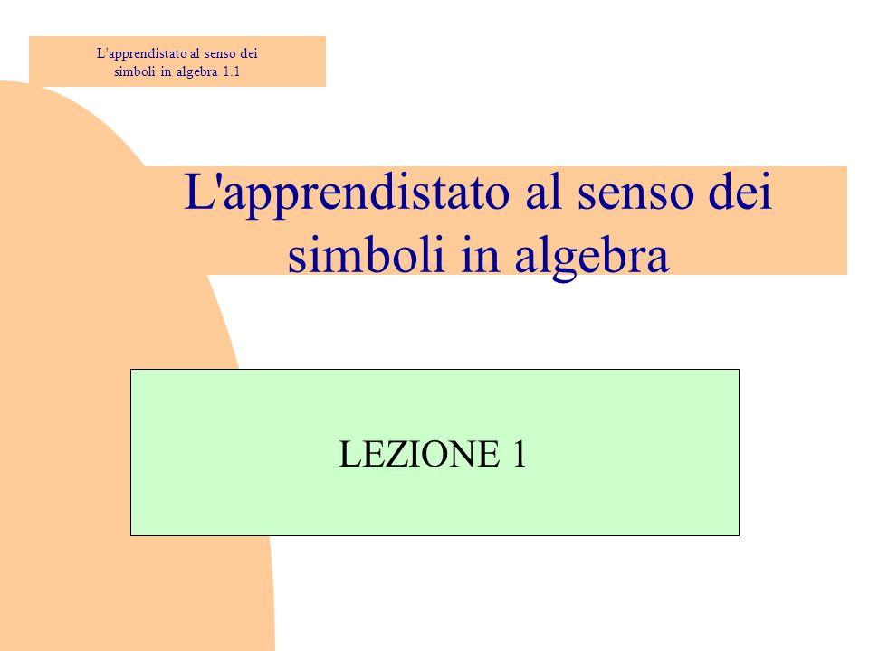 Gli studenti della scuola secondaria generalmente sembrano avere una certa conoscenza dei concetti e delle abilità basilari in algebra e geometria.