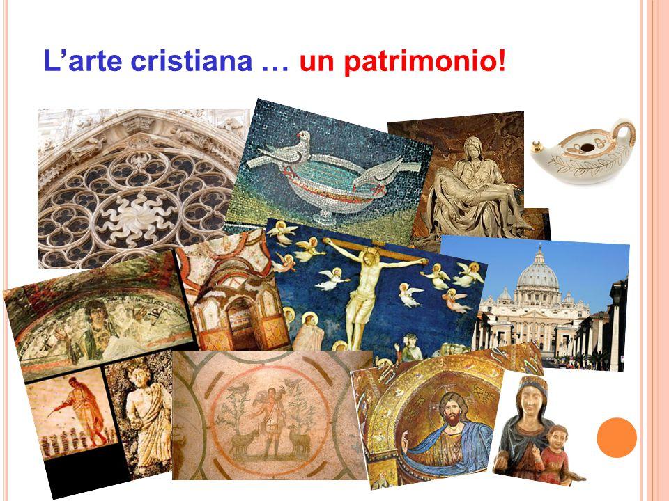 L'arte cristiana … un patrimonio!