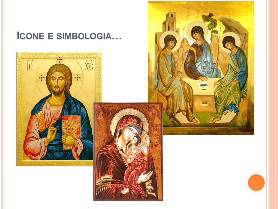 I CONE E SIMBOLOGIA …