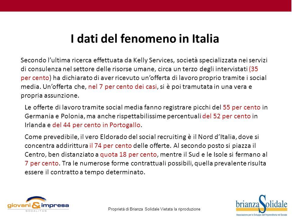 Proprietà di Brianza Solidale Vietata la riproduzione I dati del fenomeno in Italia Secondo l'ultima ricerca effettuata da Kelly Services, società spe