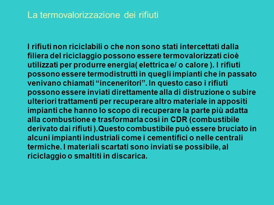 Progetto di educazione ambientale Classe 5° Scuola primaria D. Carbone Di Carbonara Scrivia