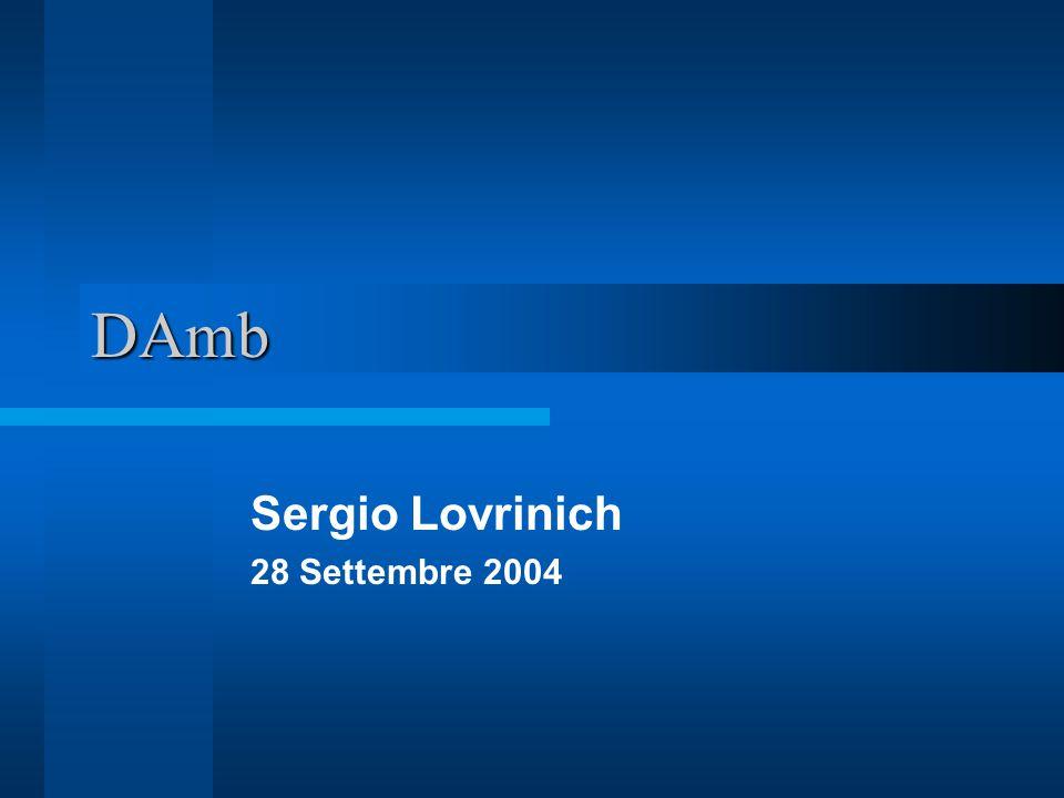 DAmb Sergio Lovrinich 28 Settembre 2004