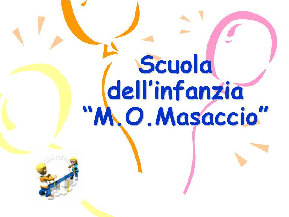 Scuola dell'infanzia M.O.Masaccio