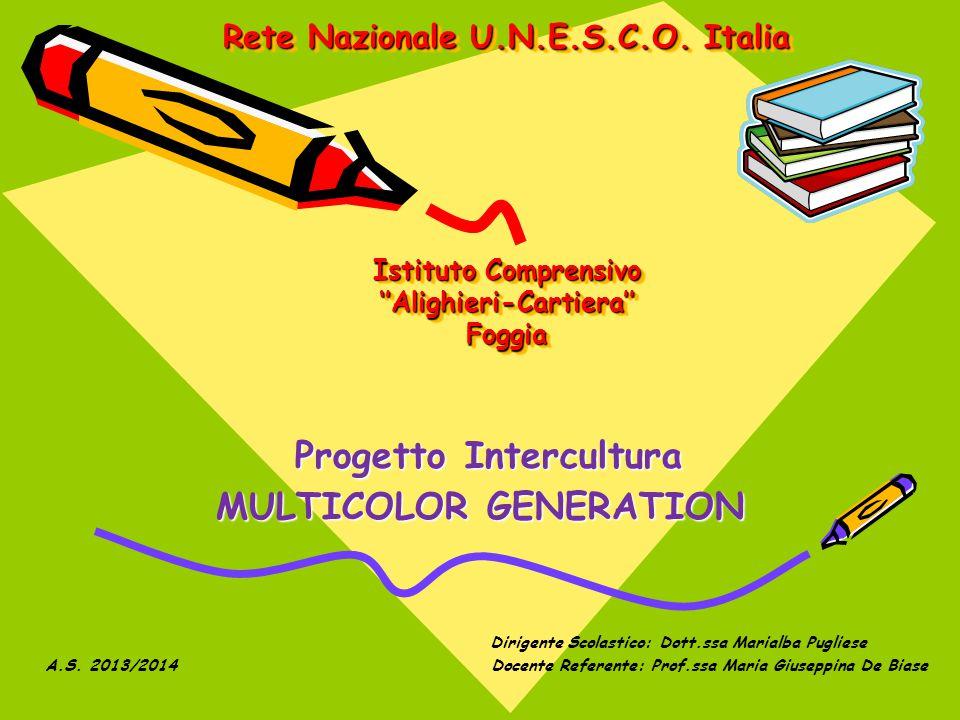Progetto Diritti a Scuola a.s.