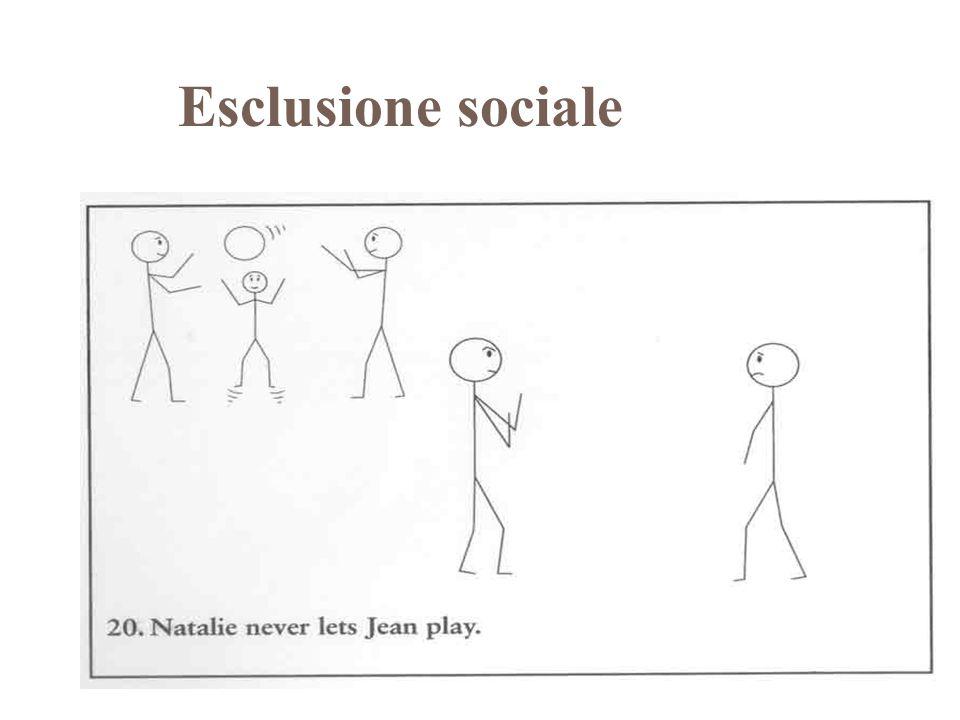 Esclusione sociale