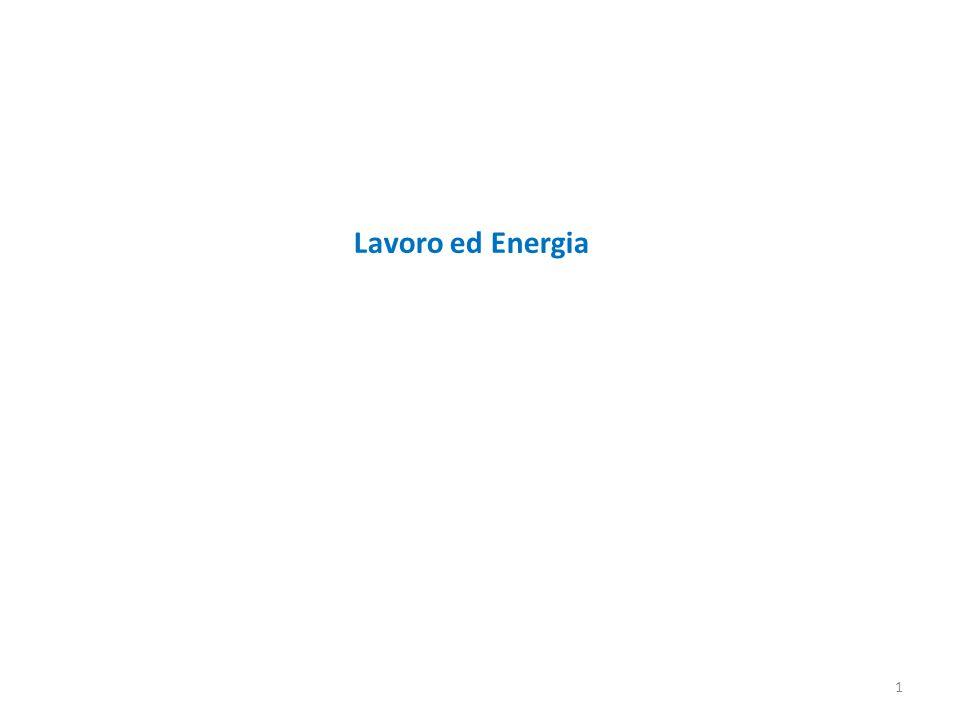 Lavoro ed Energia 1