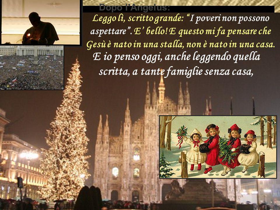 Ci disponiamo allora a celebrare il Natale contemplando Maria e Giuseppe: Maria, Maria, la donna piena di grazia che ha avuto il coraggio di affidarsi