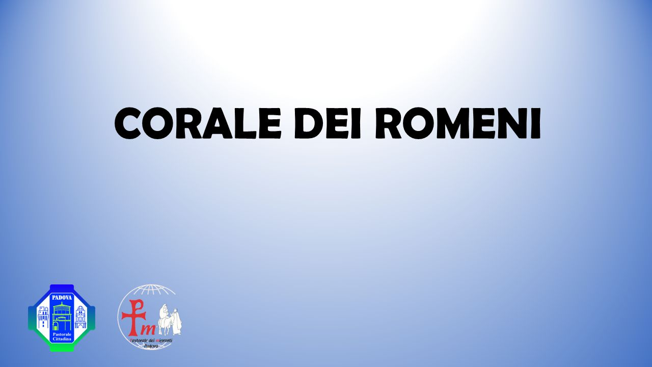 don GABRIEL CLAUDIU IANUS della comunità dei romeni di Rito Romano Cattolico, diocesi di Iasi - Romania
