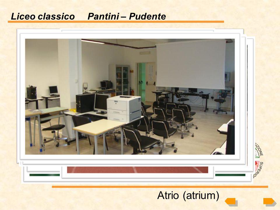 Liceo classico Pantini – Pudente Orientamento in uscita Adesione ai progetti di continuità con Università: - Chieti -Pescara, L'Aquila, Molise, La Sap