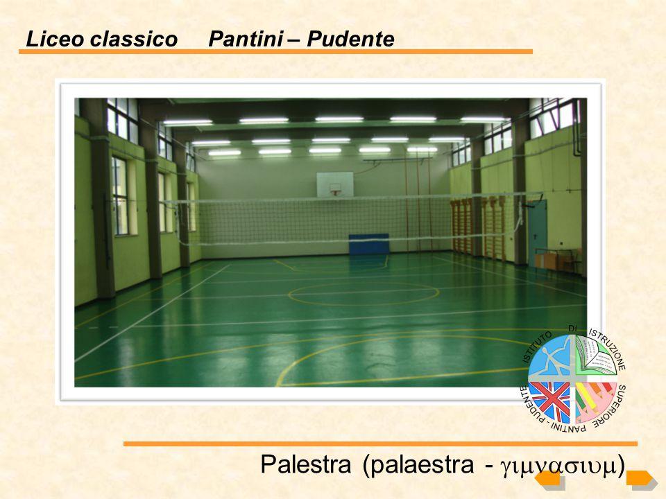 Liceo classico Pantini – Pudente Aula - Cogito ergo sum