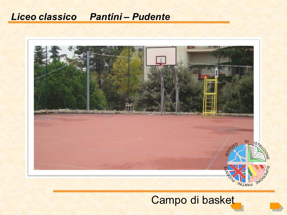Liceo classico Pantini – Pudente Palestra (palaestra -  )