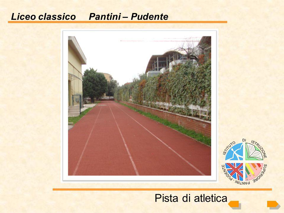 Liceo classico Pantini – Pudente Campo di basket