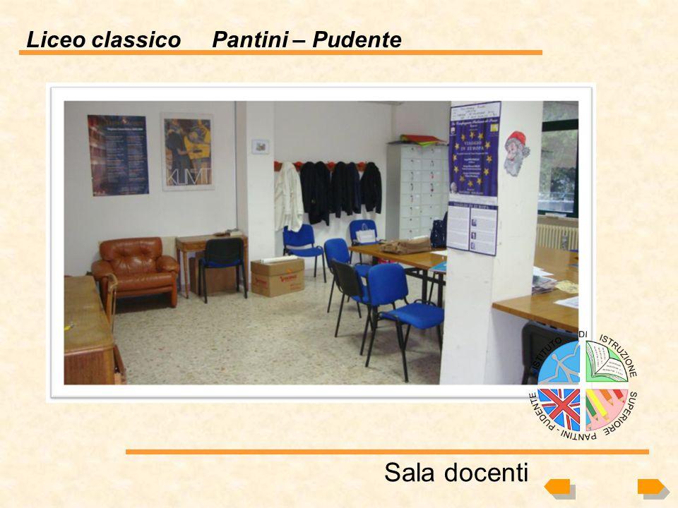 Liceo classico Pantini – Pudente Pista di atletica