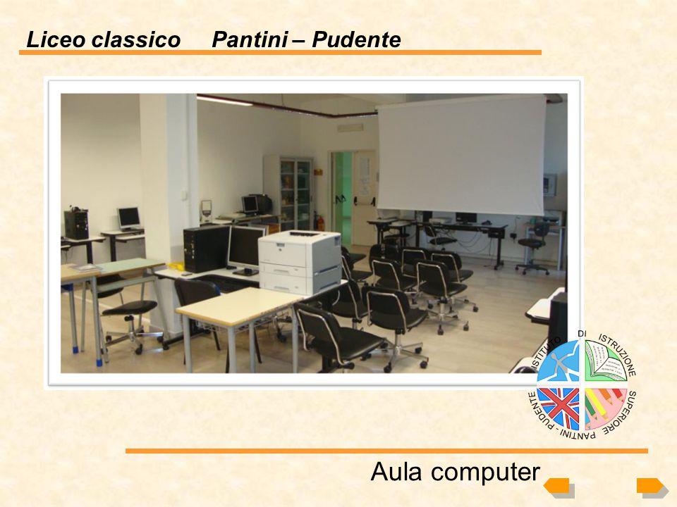 Liceo classico Pantini – Pudente Biblioteca