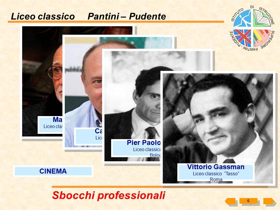 Liceo classico Pantini – Pudente Modalità di iscrizione: - On line (al sito della scuola): http://www.liceopudente.gov.it/it