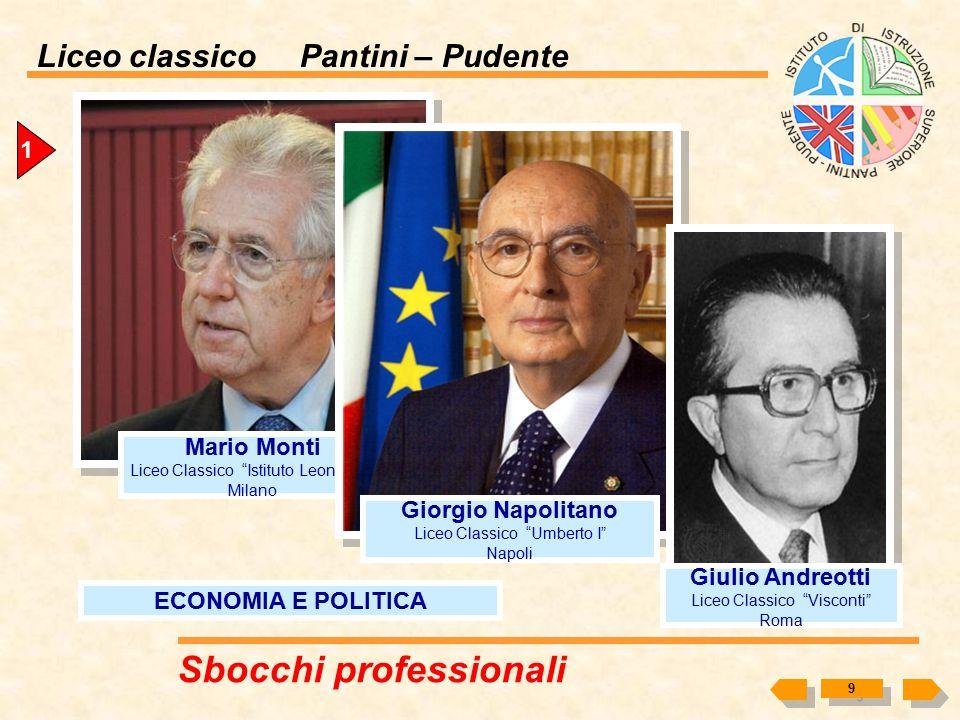 Liceo classico Pantini – Pudente 8 Umberto Eco Liceo classico