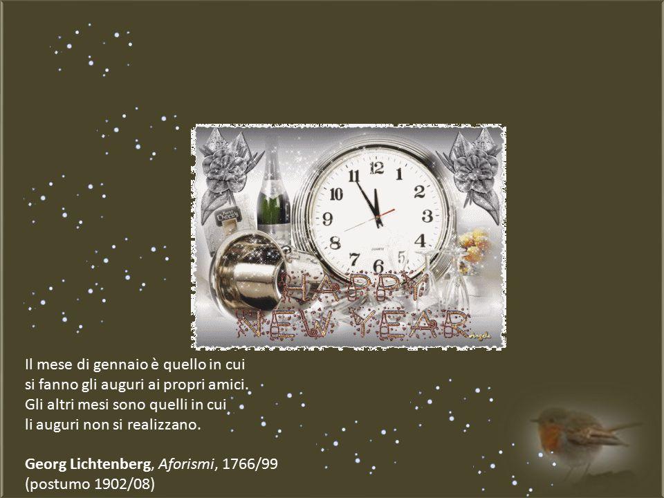 Filastrocca di Gennaio di M. Comassi O gennaio sonnacchioso stai nel tuo mantel nebbioso. Lunghe notti e giorni corti, neve e brina tu ci porti. Chiud