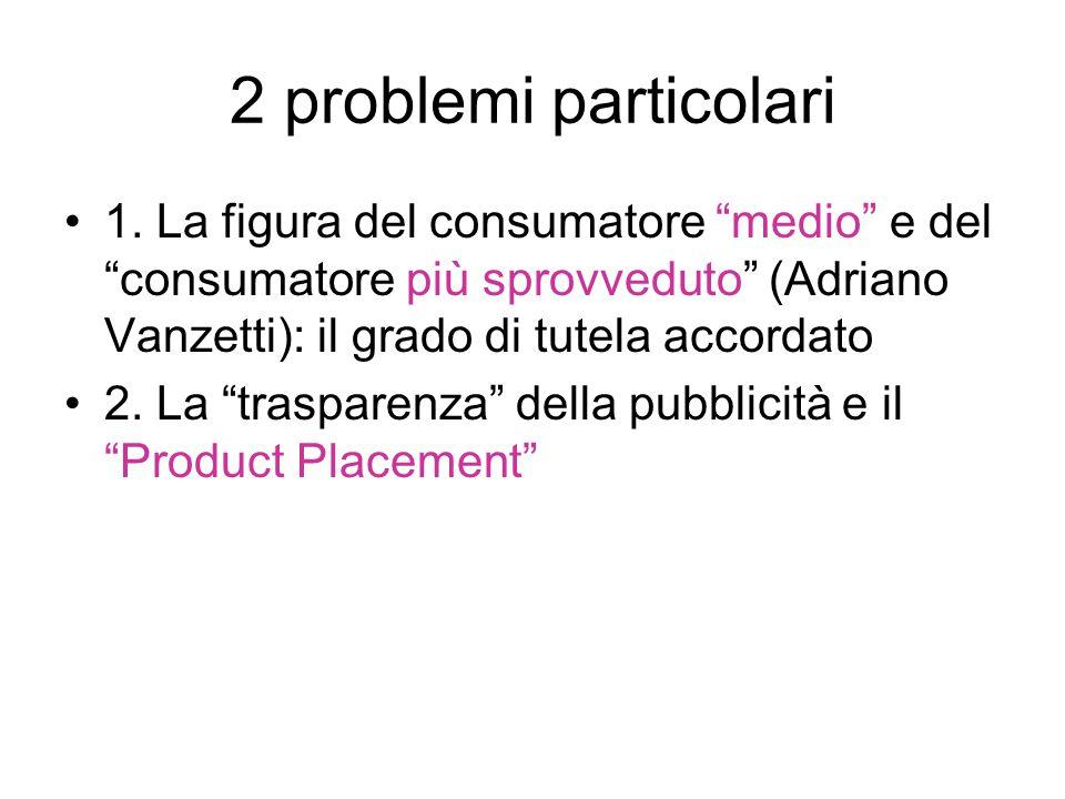2 problemi particolari 1.