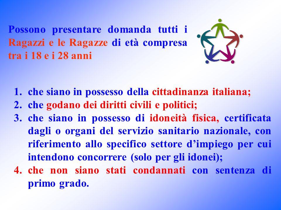 Altri requisiti sono inseriti nei singoli bandi proposti dalla Parrocchia S. Leonardo