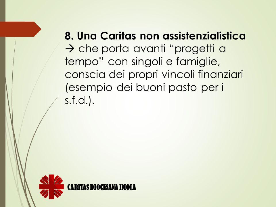 CARITAS DIOCESANA IMOLA 9.