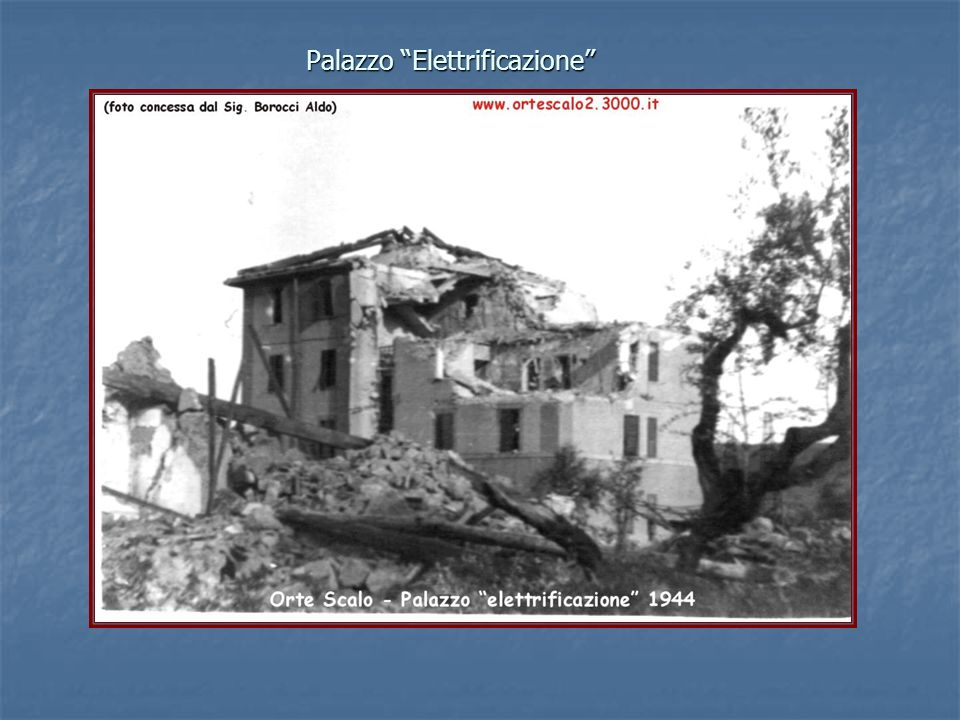 """Palazzo """"Elettrificazione"""""""