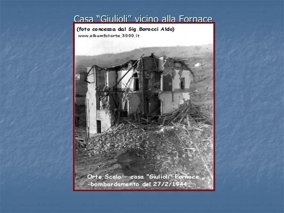 """Casa """"Giulioli"""" vicino alla Fornace"""