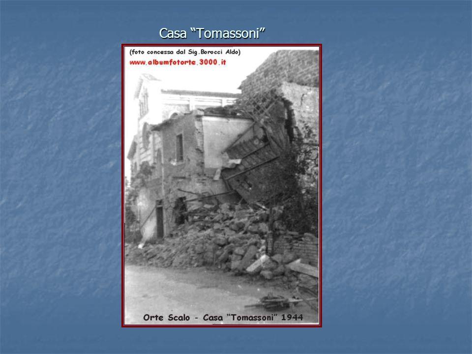 """Casa """"Tomassoni"""""""