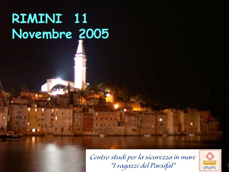 RIMINI 11 Novembre 2005
