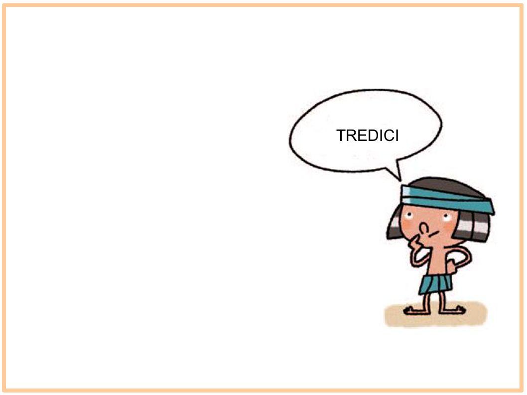 TREDICI