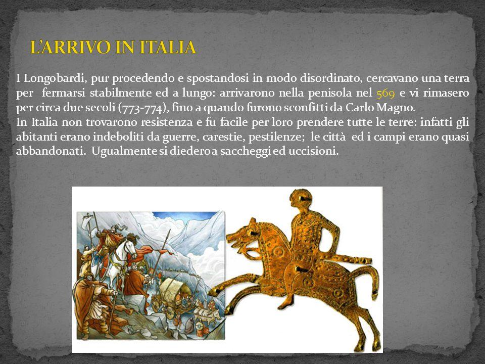 Il commercio fluviale permetteva di trasportare prodotti lungo il corso del Po, utilizzato, in tempo di pace, come via d'acqua tra i mercati bizantini dell'Adriatico ed i longobardi della pianura.