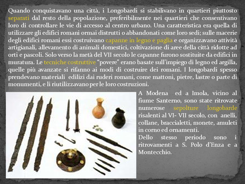 Originariamente la società longobarda era organizzata per tribù: la FARA era un gruppo di individui legati da vincoli di parentela, che abitava un determinato territorio.