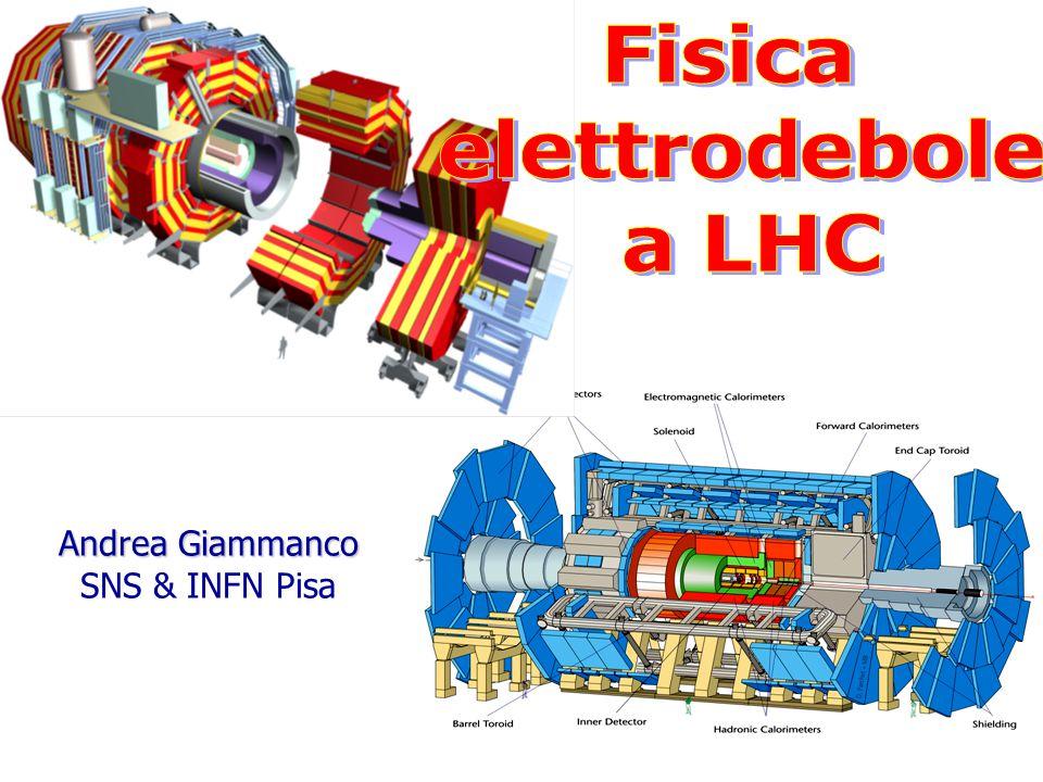 Andrea Giammanco SNS & INFN Pisa