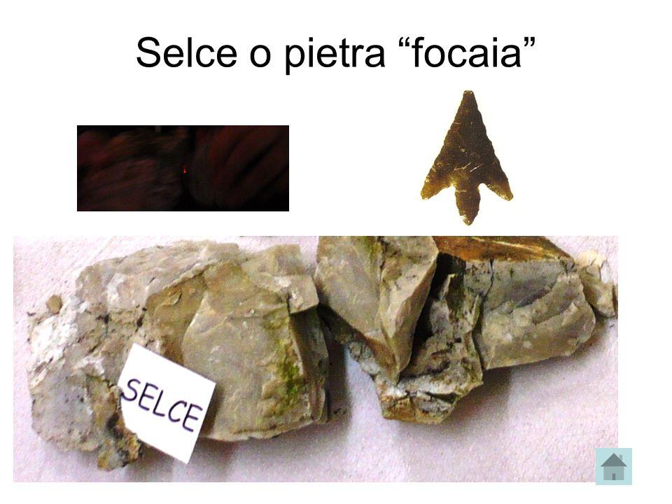 Selce o pietra focaia