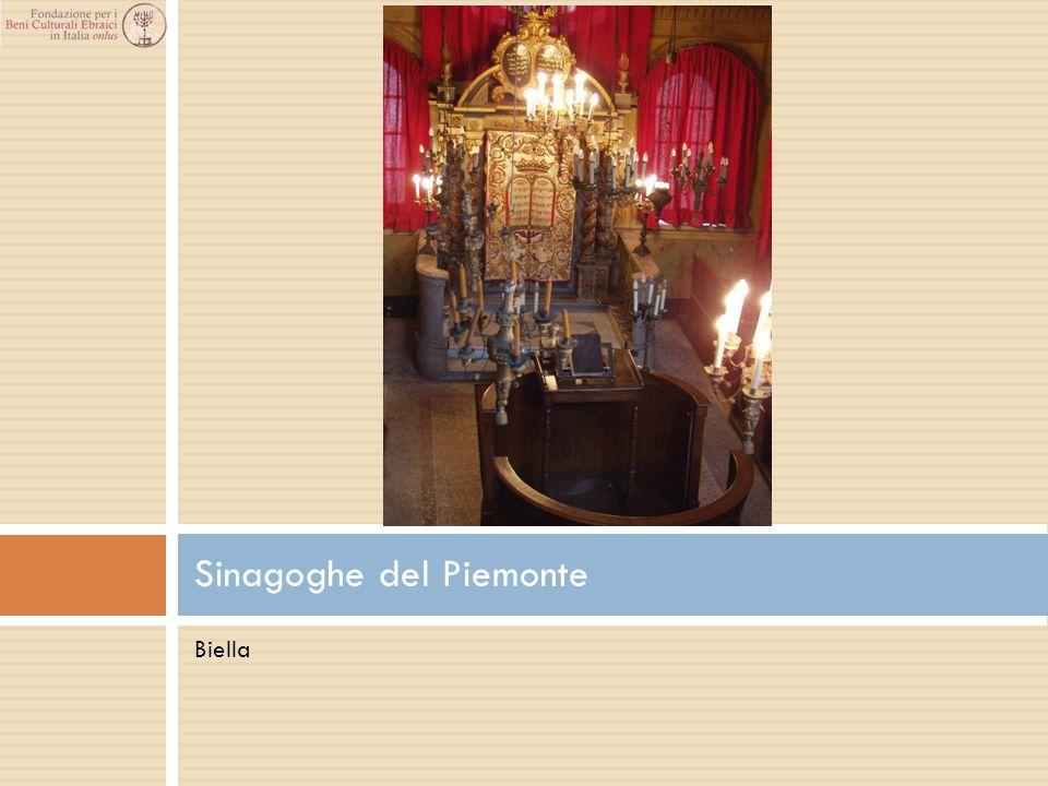 Biella Sinagoghe del Piemonte