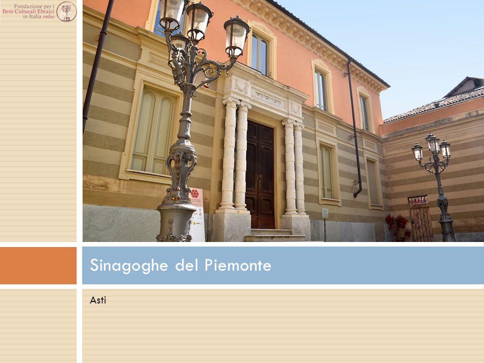 Asti Sinagoghe del Piemonte