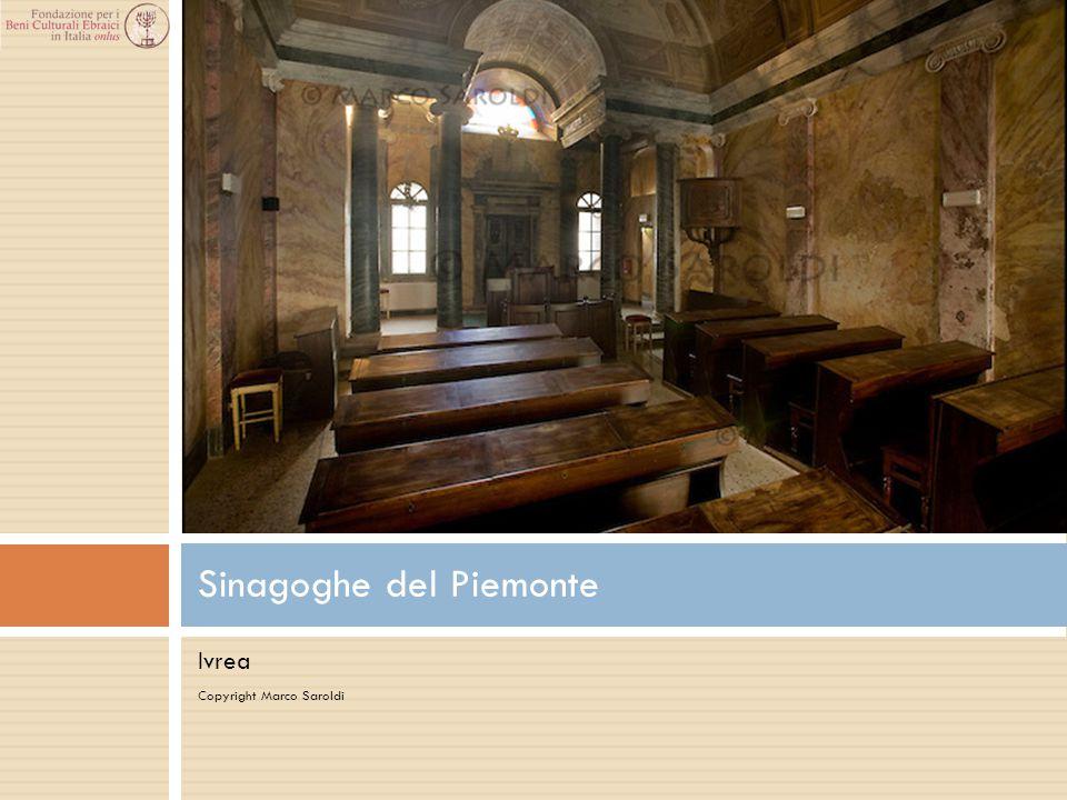 Ivrea Copyright Marco Saroldi Sinagoghe del Piemonte