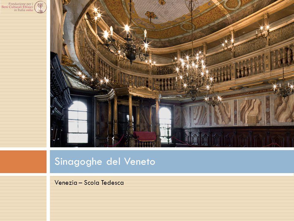Venezia – Scola Tedesca Sinagoghe del Veneto