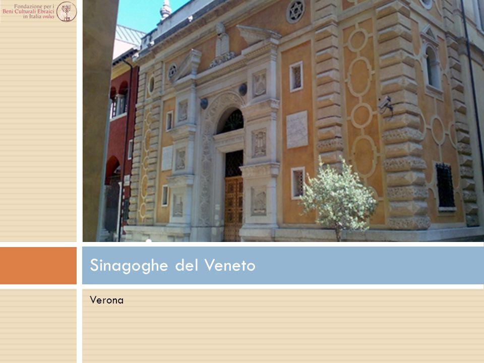 Verona Sinagoghe del Veneto