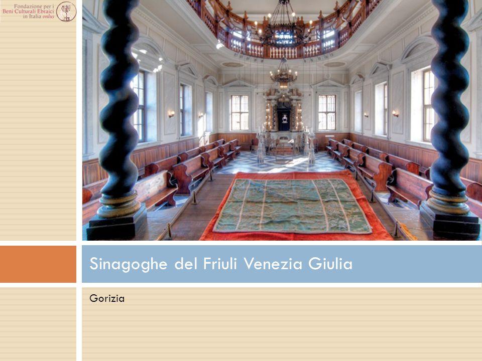 Gorizia Sinagoghe del Friuli Venezia Giulia