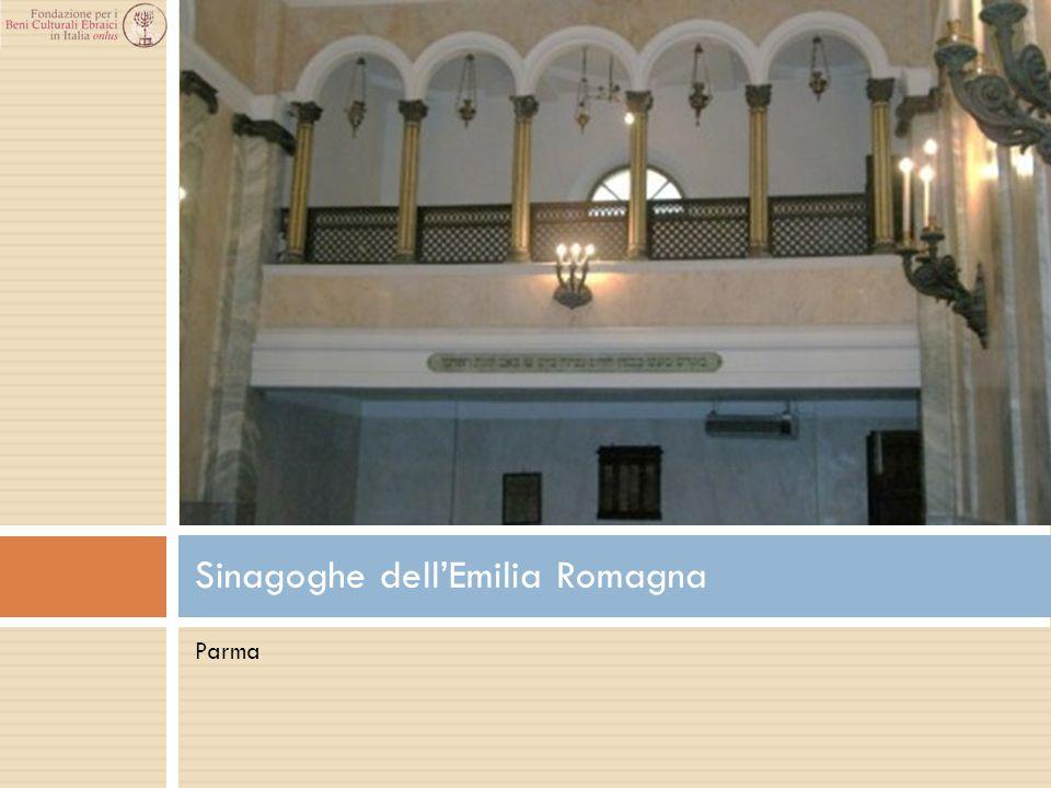 Parma Sinagoghe dell'Emilia Romagna