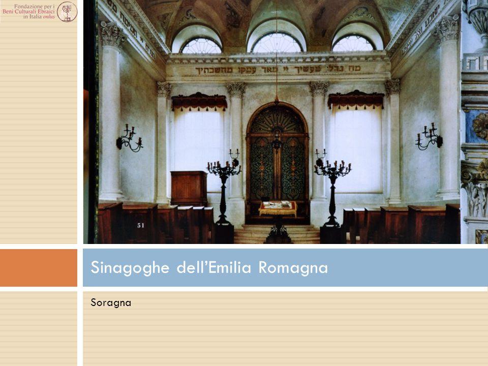 Soragna Sinagoghe dell'Emilia Romagna