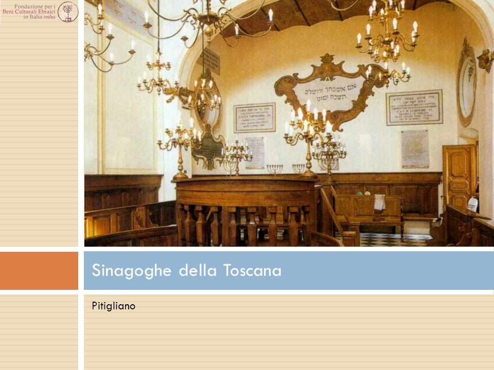 Pitigliano Sinagoghe della Toscana
