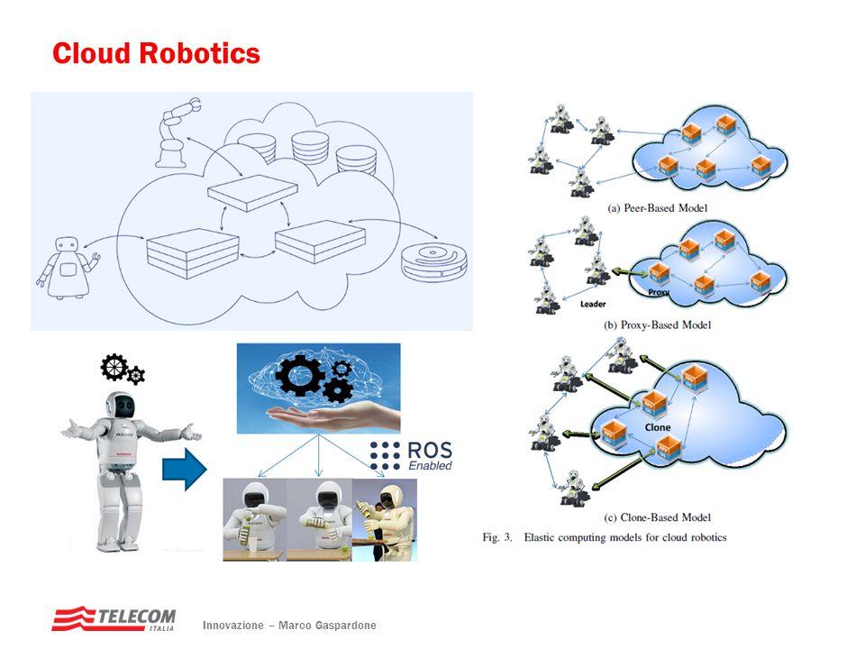 Cloud Robotics Innovazione – Marco Gaspardone