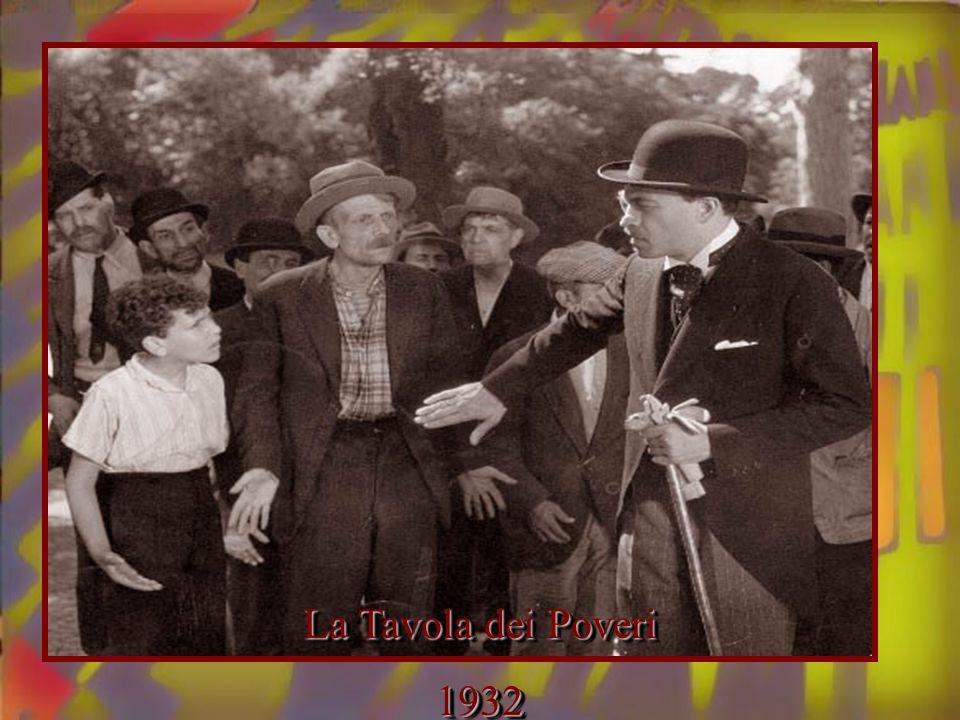 La Tavola dei Poveri 1932 1932