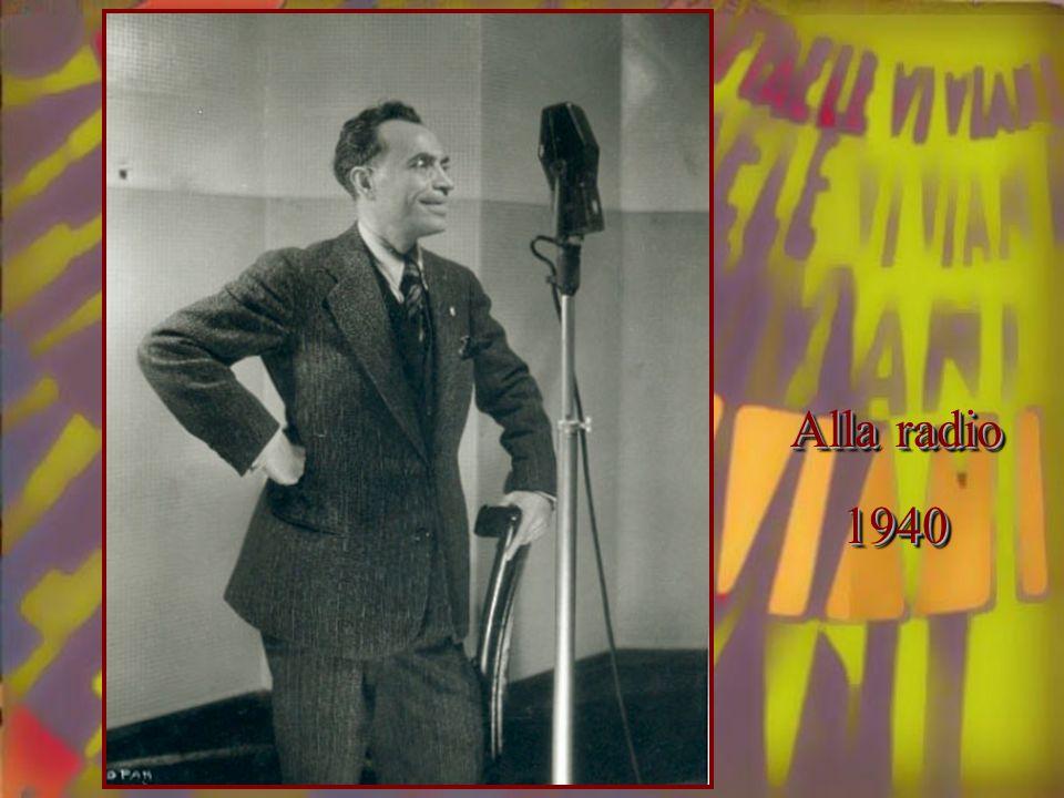 Alla radio 1940 1940