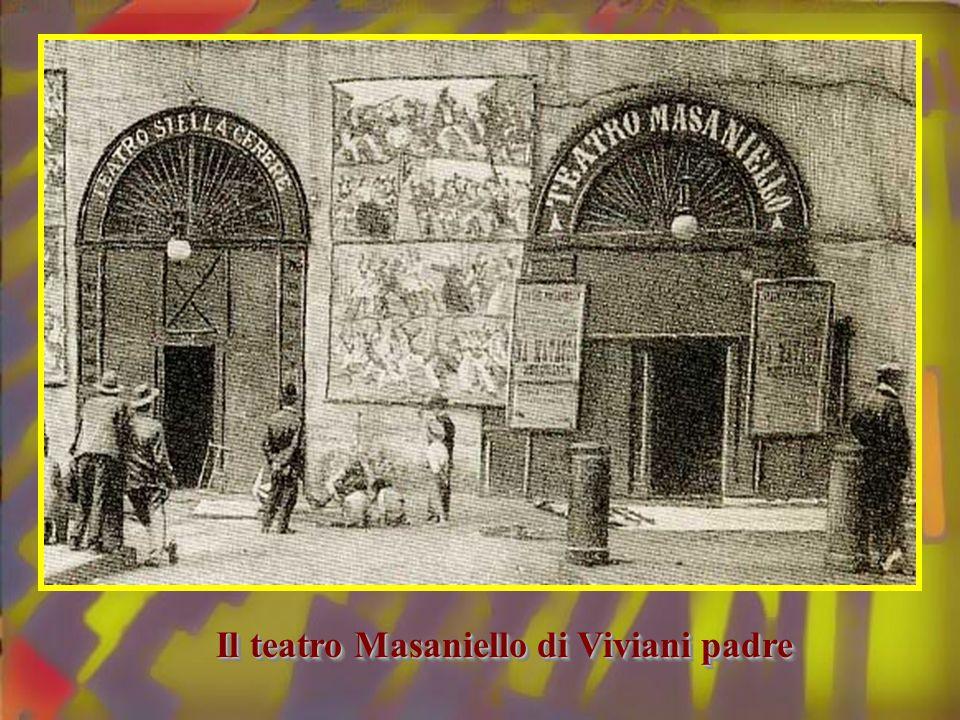 'O ficurinaro Piazza Municipio 1919