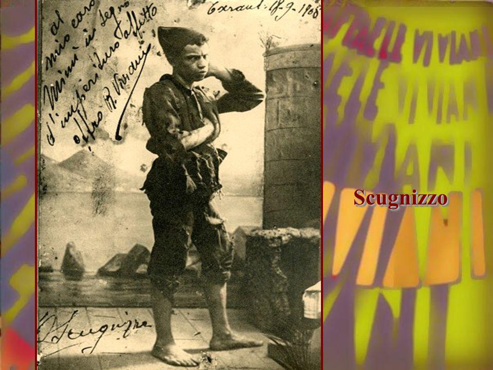 Via Toledo di notte Tuledo' e notte 1918 Filiberto Esposito