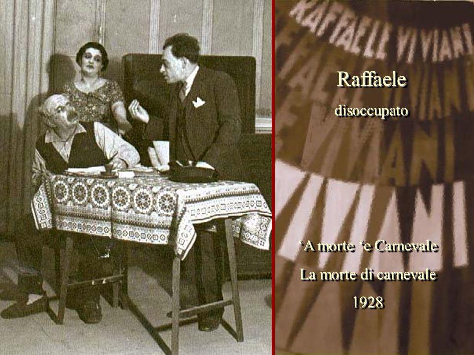 'A morte 'e Carnevale La morte di carnevale 1928 'A morte 'e Carnevale La morte di carnevale 1928 RaffaeledisoccupatoRaffaeledisoccupato