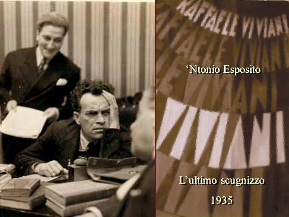 L'ultimo scugnizzo 1935 1935 'Ntonio Esposito