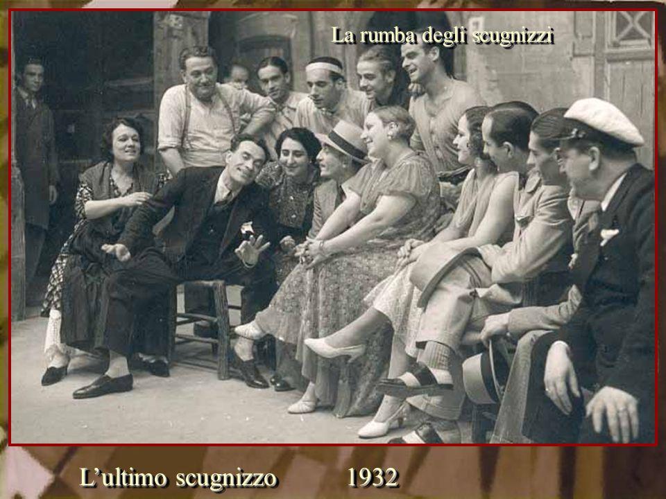 La rumba degli scugnizzi L'ultimo scugnizzo1932 L'ultimo scugnizzo1932